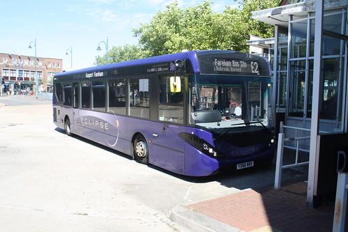 First Hampshire & Dorset 67180 YX66WBV