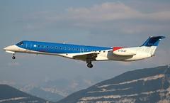 BMI Regional. G-CKAF. Embraer ERJ-145EP.