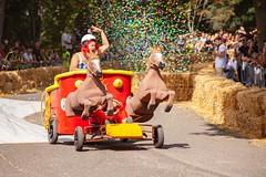 Asterix & Obelix - Red Bull Soapbox race