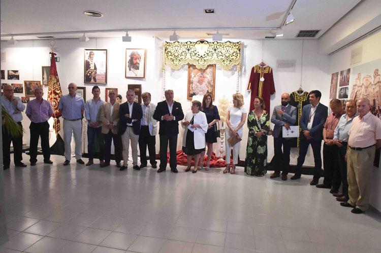 INAUGURACIÓN EXPOSICIÓN FOTOGRÁFICA Y DE ENSERES 75 ANIVERSARIO JESÚS CAUTIVO MEDINACELI3