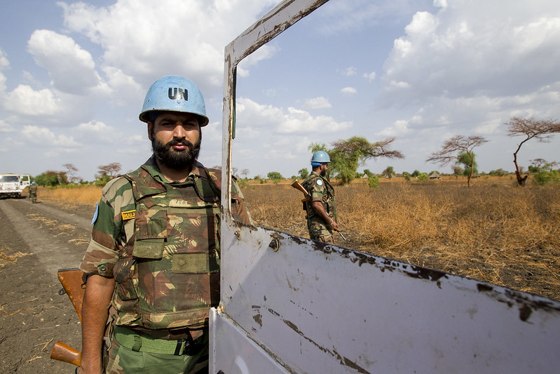 UNMISS, Sudan (Since 2005)