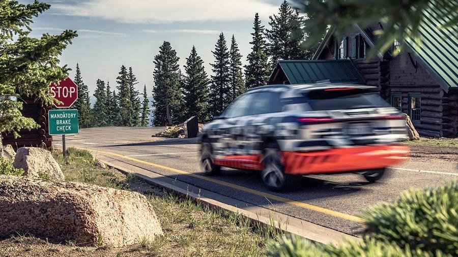 Audi e-tron rekuperacija 4