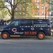 Bears Fan Van