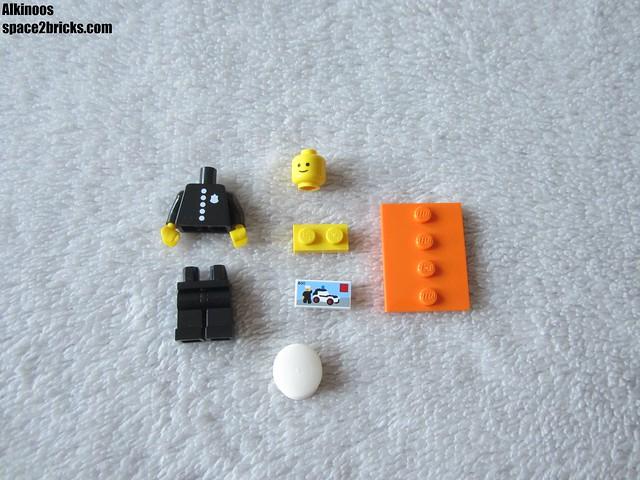 Lego minifigures S18 Policeman p4