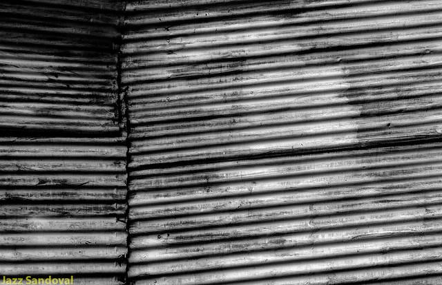 Costura metàlica. Lanzarote, noviembre 2011.