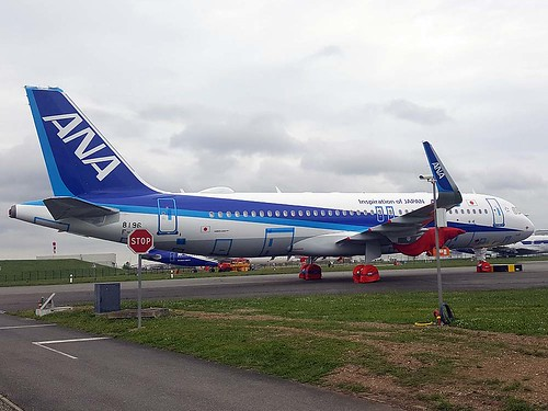 F-WWIA 8196 A320 Toulouse 14-4-18