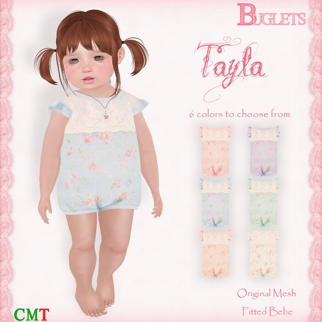 Tayla Bodysuit AD - TeleportHub.com Live!