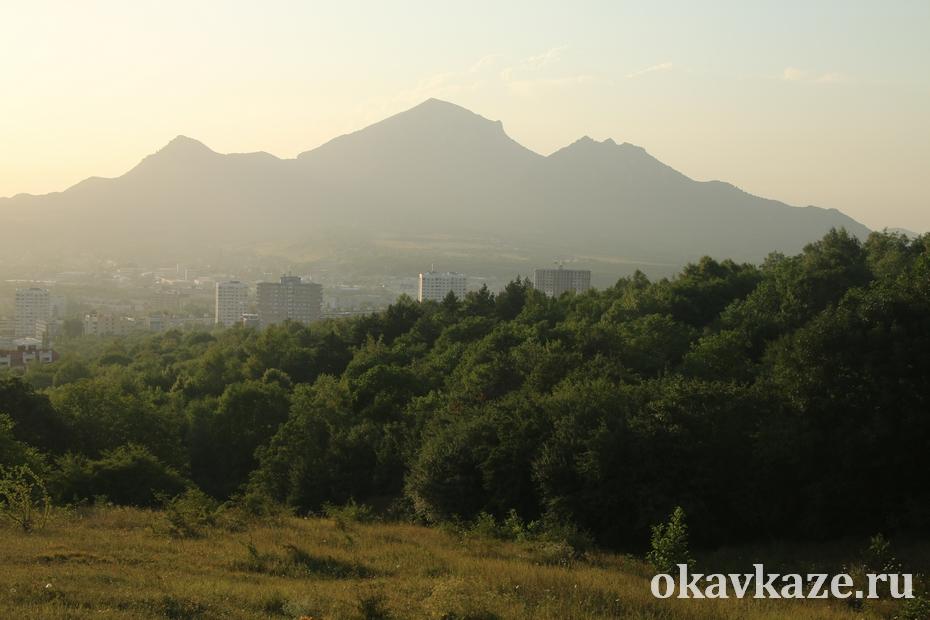 Гора Бештау фото достопримечательности