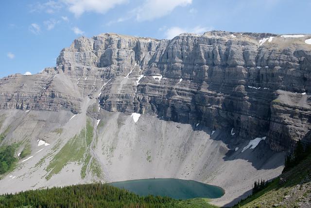 Scrambles - Mt. Bourgeau-16