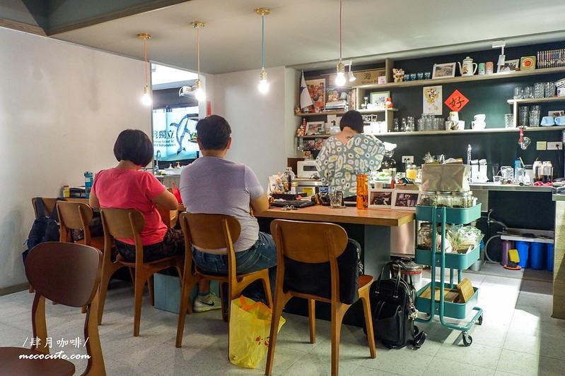 台北下午茶,台北咖啡館,肆月咖啡,貓咪咖啡館 @陳小可的吃喝玩樂
