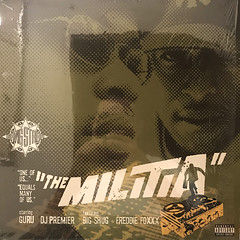 GANGSTARR:THE MILITIA(JACKET A)