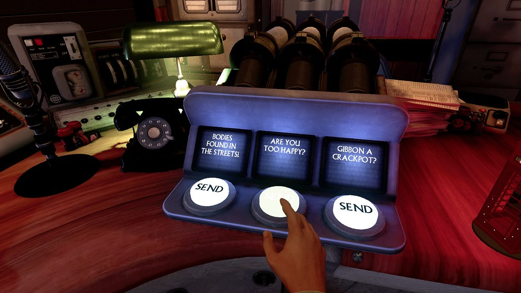 We Happy Few: Uncle Jack Live VR for PS VR