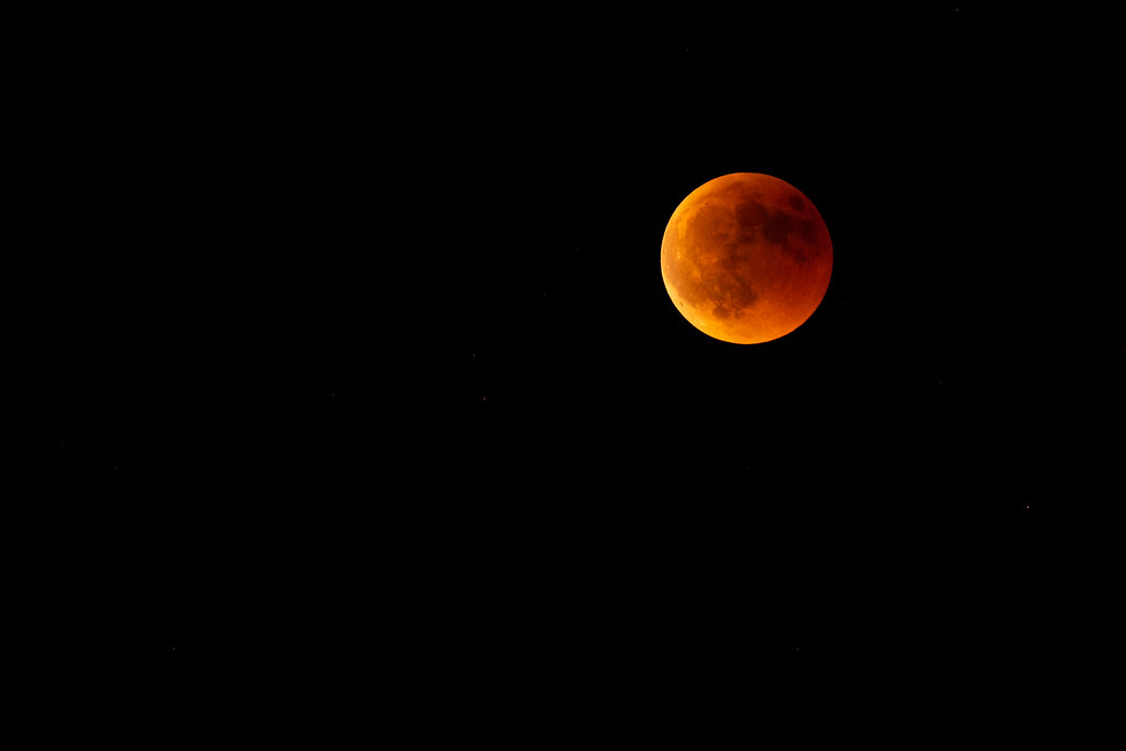 Lunar Eclipse 27 July 2018