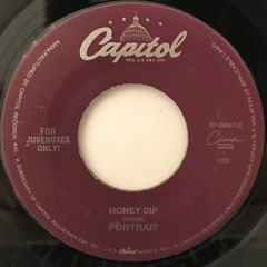 PORTRAIT:HERE WE GO AGAIN(LABEL SIDE-B)