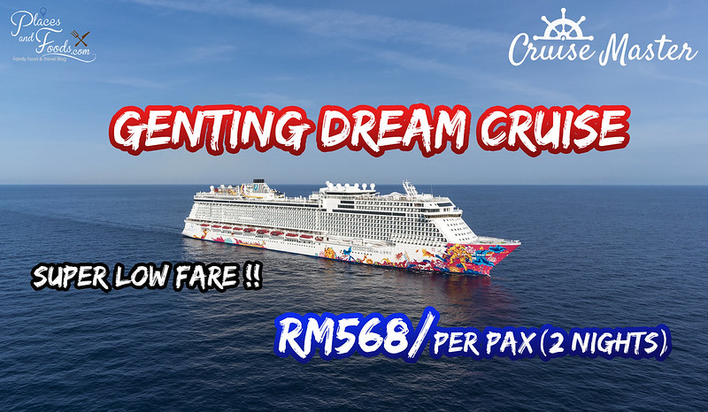 genting dream cruise package new