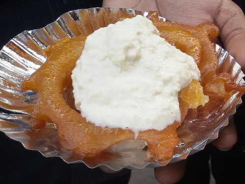 Jalebi at Jalebi Wala