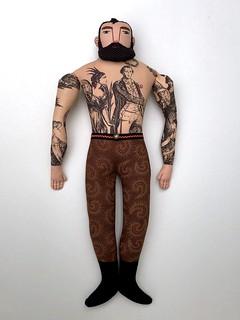another George Washington tattoo