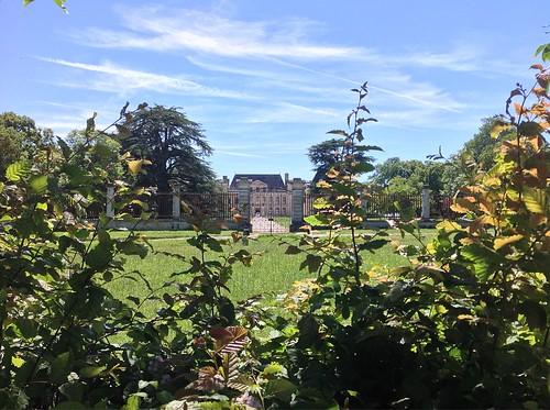 Château d'Oiron & collégiale