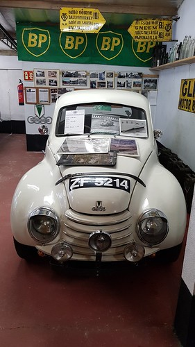 DKW 1963, Works Rally Car. Kilgarvan Motor Museum, Eire