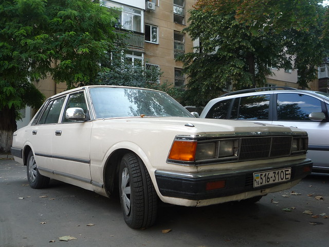 Nissan Cedric, Panasonic DMC-FS5
