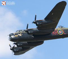 BBMF Lancaster Bomber