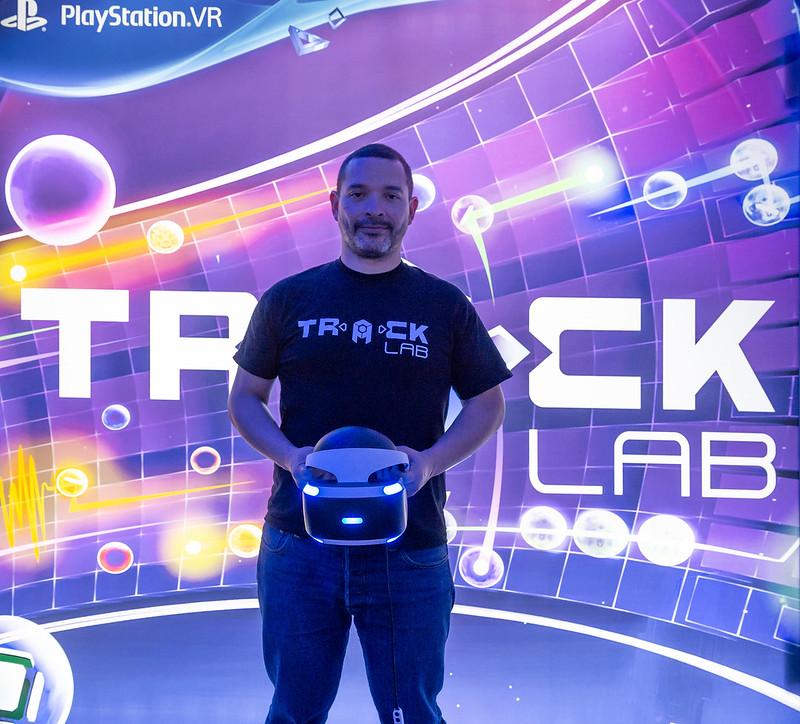 Yannis Bolman Track Lab