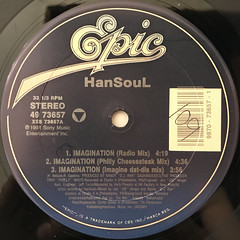 HANSOUL:IMAGINATION(LABEL SIDE-A)