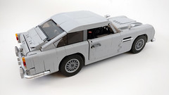 LEGO Creator James Bond Aston Martin DB5 (10262)