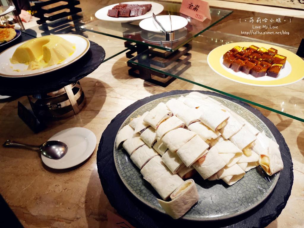 台北長春素食下午茶餐廳吃到飽 (11)