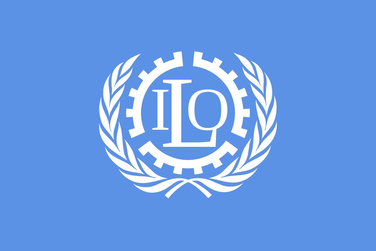 Flag of International Labour Organization