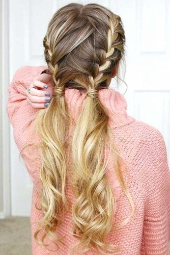 30+Most Stunning French Braid Hairstyles To Make You Amazed! 9