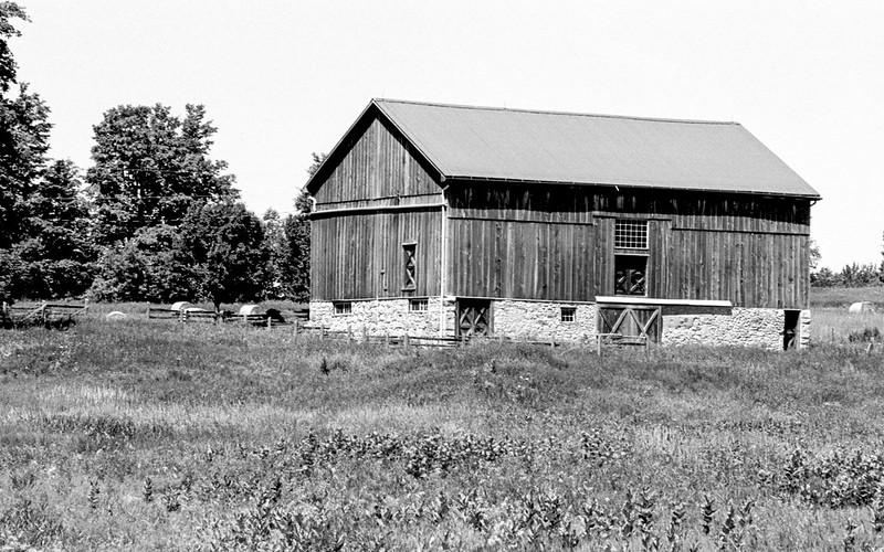 Barn in the Field_
