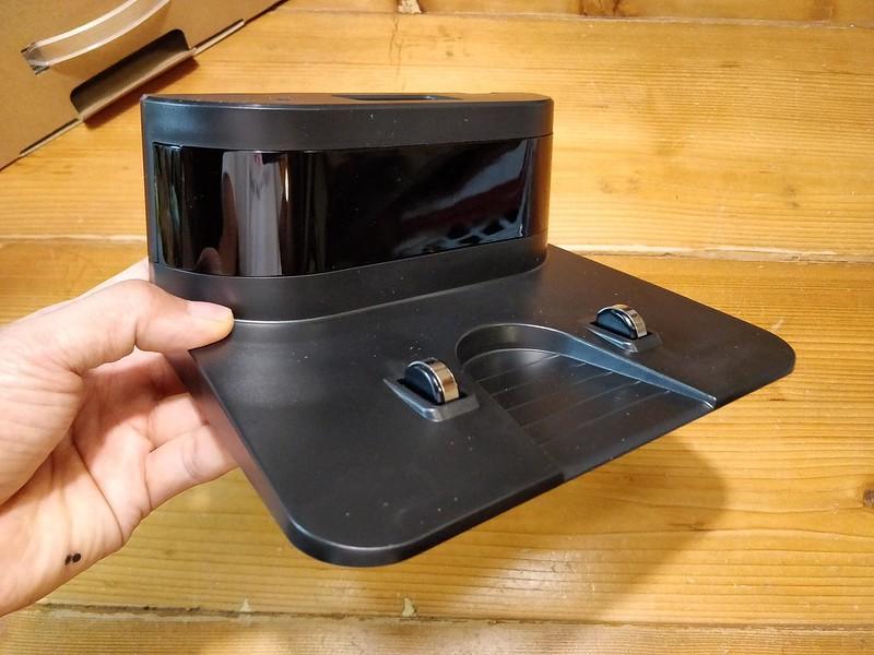 Diggro D300 ロボット掃除機 開封レビュー (12)