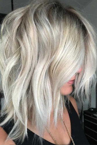 Best Medium Length Haircuts For Any Styles |Trendy Hairstyles 13