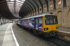 Goings on at York station