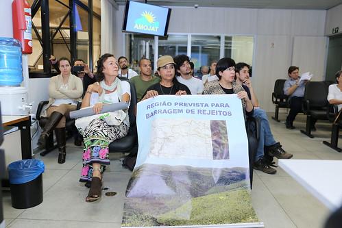 Audiência pública para debater a implementação do Complexo Minerário Serra do Taquaril - 25ª Reunião Ordinária - Comissão de Meio Ambiente e Política Urbana