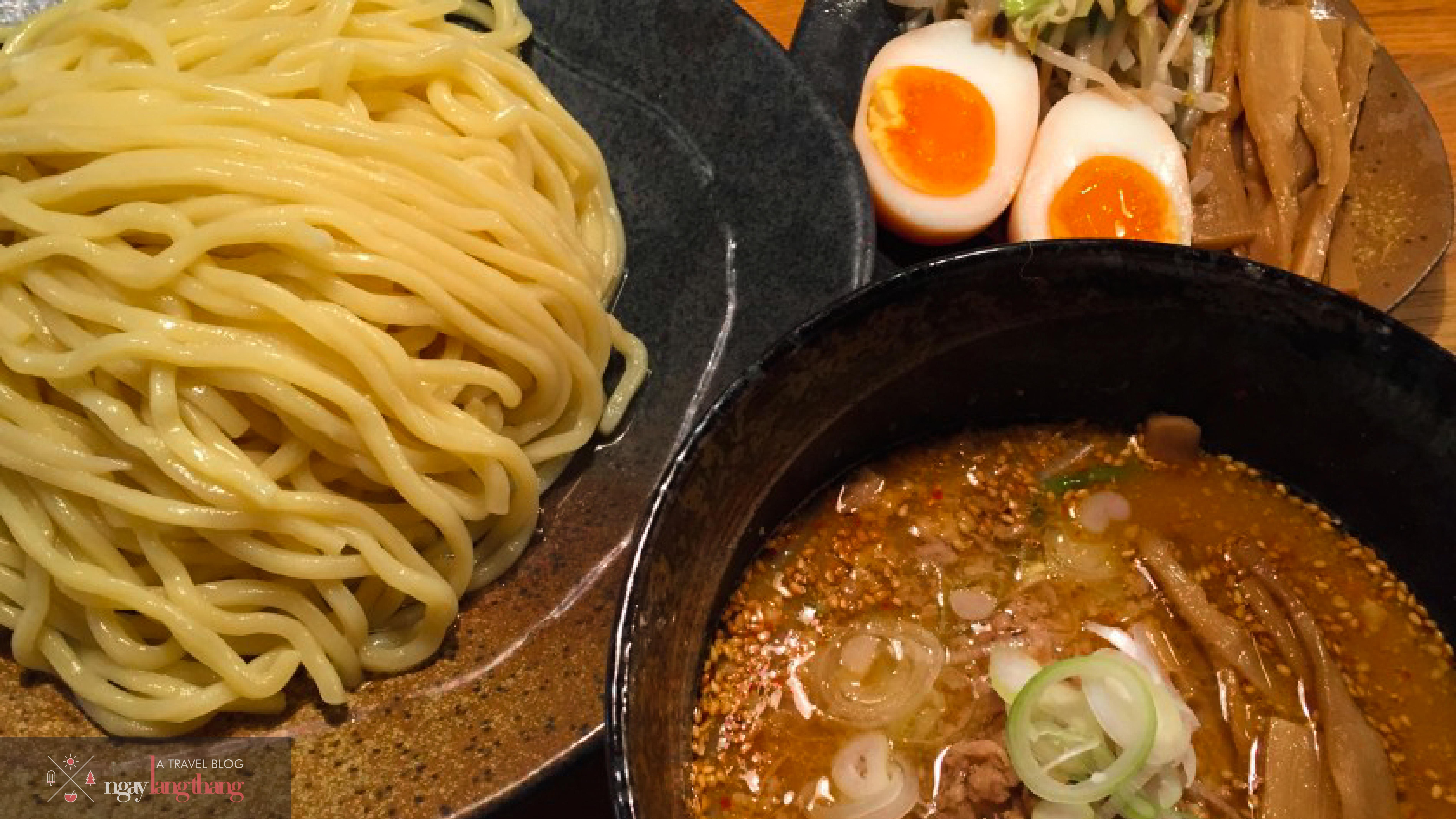 Tsukemen Yasubee