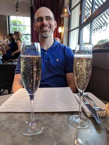 bubbles @ Cote Brasserie