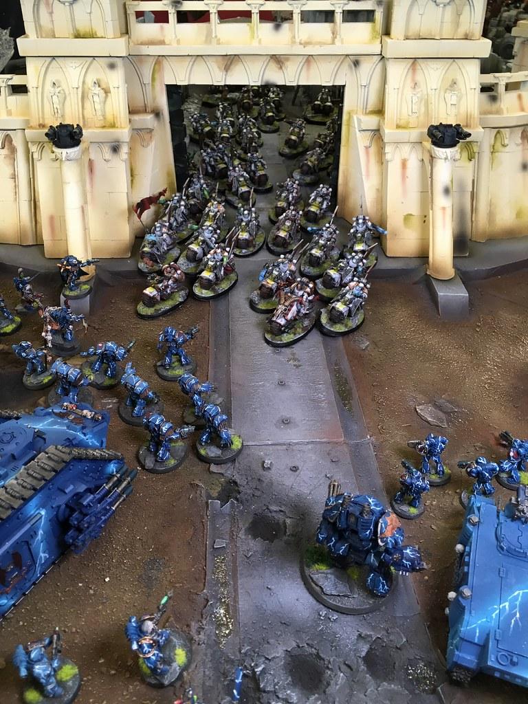 Medal of Colors Assault on Molech Armies-67