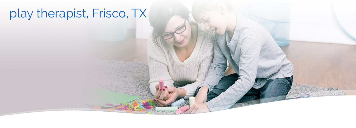 play therapy frisco tx