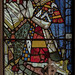 Warwick, St Mary's church, Beauchamp Chapel, East Window 1d