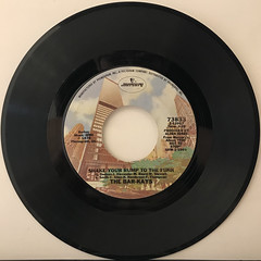 THE BAR-KAYS:SHAKE YOUR RUMP TO THE FUNK(RECORD SIDE-A)