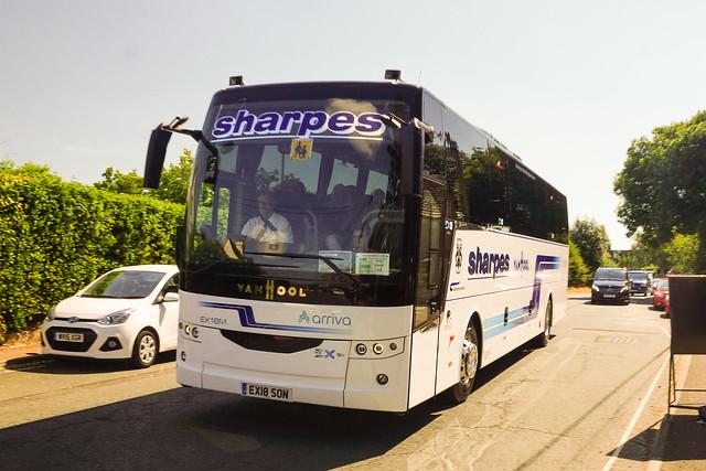 Sharpe, Nottingham - EX18 SON