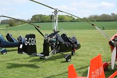 G-CGIC AutoGyro Europe MTO (RSUK/MTOS/024) Popham 040514