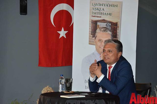 Muratpaşa Belediye Başkanı Ümit Uysal