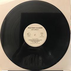 スチャダラパー:WILD FANCY ALLIANCE(RECORD SIDE-B)