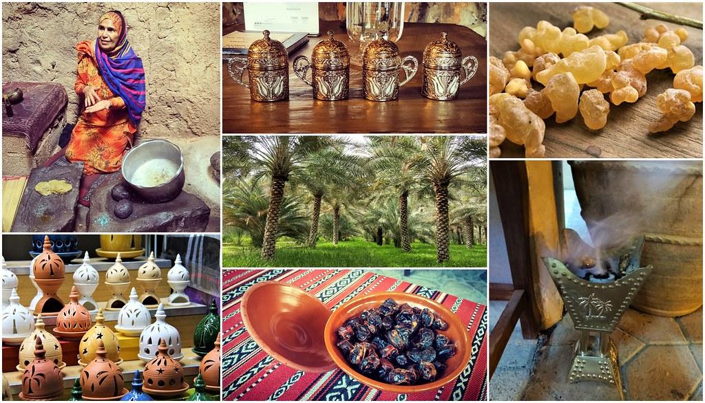 Oman kadzidło