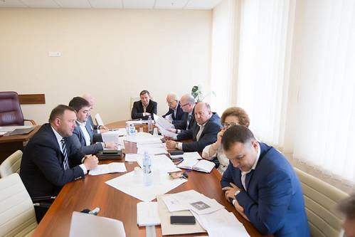 16.05.2018 Şedinţa Comisiei mediu şi dezvoltare regională