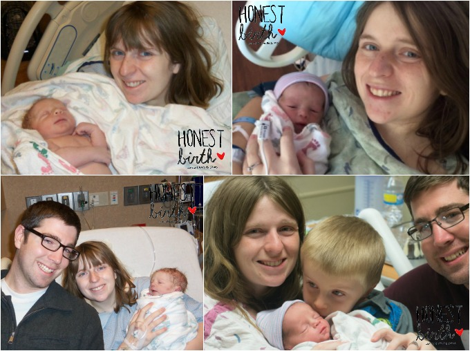 Mama Katie Clark of Clarks Condensed shares the hospital epidural birth stories of her two sons on the Honest Birth birth story series! Katie was induced with her first son and went into labor on her own with her second!