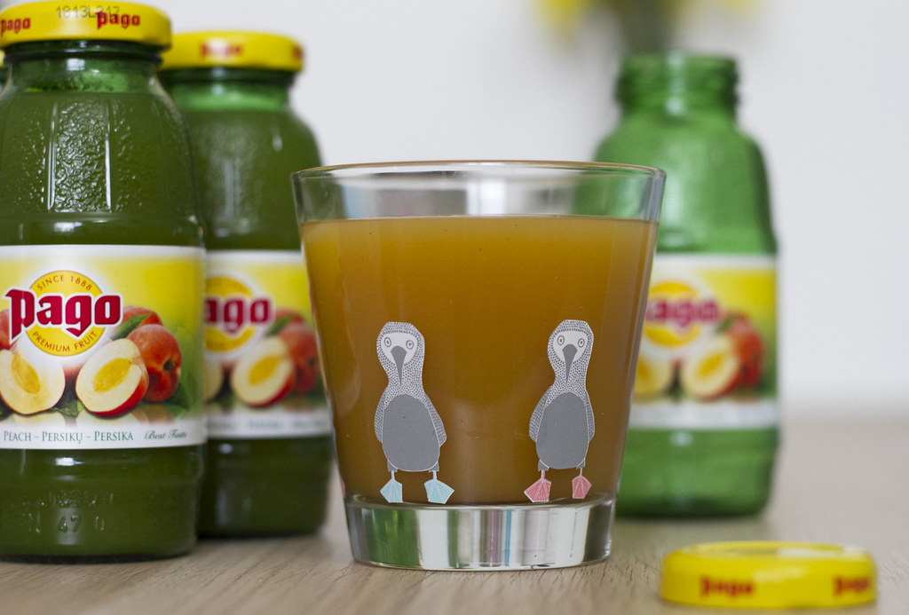 Pago Fruity Juice uk